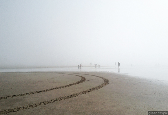 Mist in Cannon Beach, image copyright Soyon Im, Green City Pix