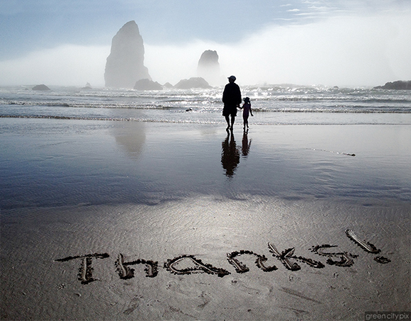 Cannon Beach, image copyright Soyon Im, Green City Pix